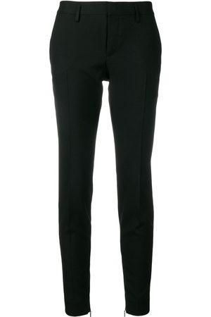 Saint Laurent Pantaloni skinny Tuxedo - Di colore