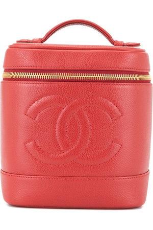 CHANEL Donna Da viaggio - Beauty-case con logo CC