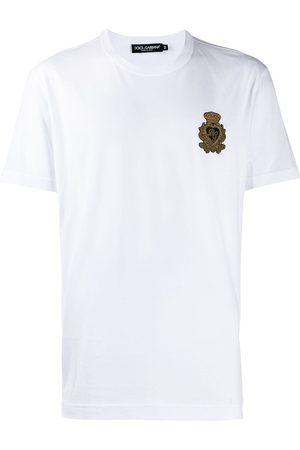 Dolce & Gabbana T-shirt con ricamo