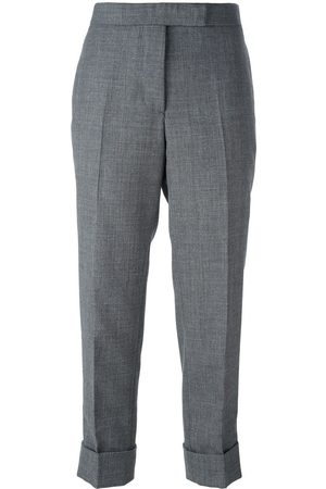 Thom Browne Cropped tailored trousers - Di colore