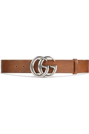 Gucci Cintura con fibbia doppia G