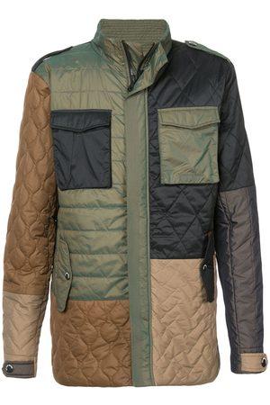 MOSTLY HEARD RARELY SEEN Cappotto color-block - Di colore