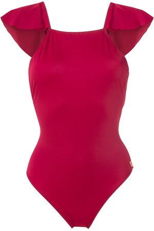 Brigitte Costume intero slim - Di colore