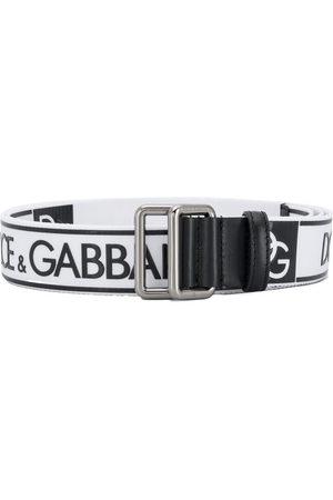 Dolce & Gabbana Cintura con logo
