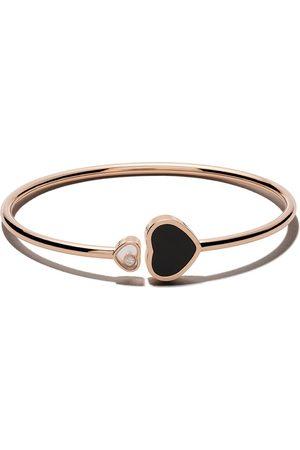 Chopard Bangle Happy Hearts in 18kt e diamanti - ROSE GOLD