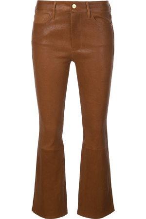 Frame Pantaloni crop - Color