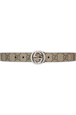 Gucci Bambina Cinture - Cintura GG Supreme