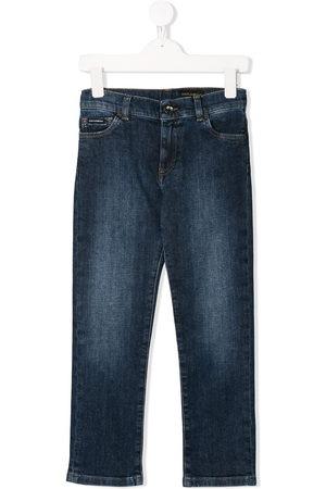 Dolce & Gabbana Jeans taglio straight - Di colore
