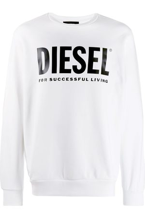 Diesel Uomo Felpe - Maglione con stampa