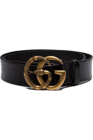 Gucci Cintura con fibbia GG