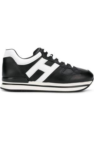 Hogan Sneakers con pannelli a contrasto