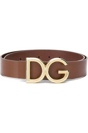Dolce & Gabbana Cintura con fibbia DG - Color