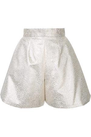 Bambah Culottes plissettate con glitter - Effetto metallizzato