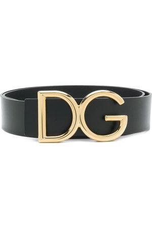 Dolce & Gabbana Cintura con fibbia DG
