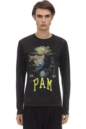 """PAM - PERKS AND MINI T-shirt Unisex """"on Your Mind"""" In Cotone"""