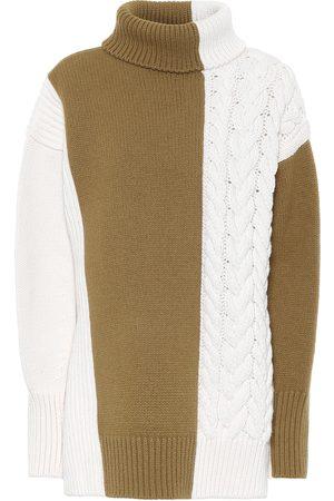 Joseph Dolcevita patchwork in lana