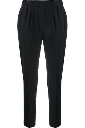 Brunello Cucinelli Donna Slim & Skinny - Pantaloni slim