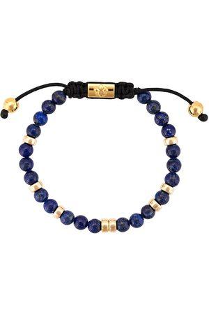 Nialaya Bracciale con perline e lapislazzuli