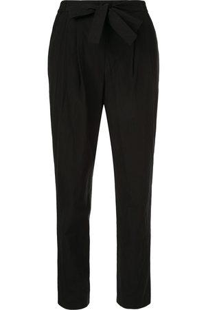 Paule Ka Pantaloni sartoriali con fiocco