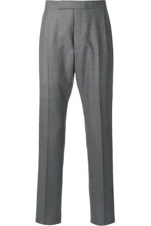 Thom Browne Pantaloni sartoriali crop