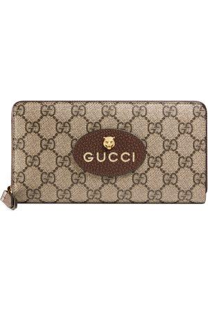Gucci Portafoglio con cerniera Neo Vintage