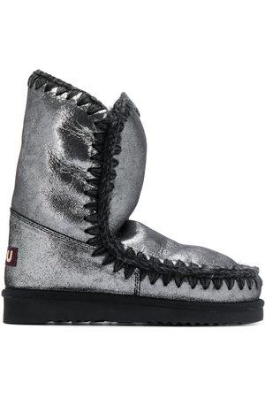 Mou Stivali Eskimo metallizzati