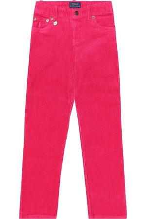 Ralph Lauren Pantaloni in velluto a coste