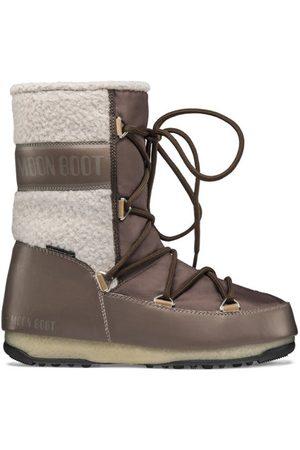 Moon Boots Monaco Wool Mid WP - - donna
