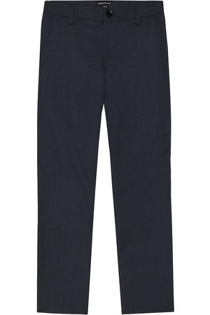 Emporio Armani Bambina Stretch - Pantaloni in crêpe stretch