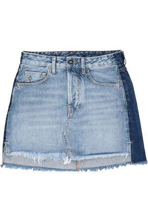 MARCELO BURLON JEANS - Gonne jeans