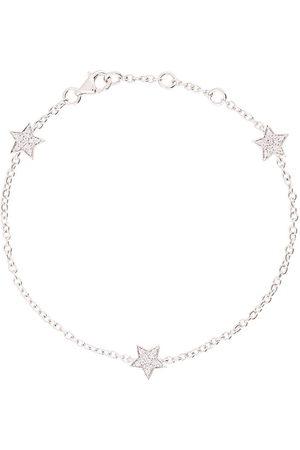 ALINKA Donna Bracciali - Braccialetto 'Stasia Mini' con tre stelle - Effetto metallizzato