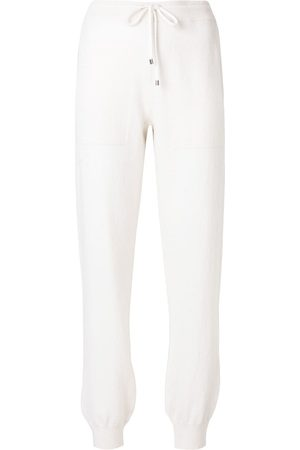 Barrie Joggers in cashmere