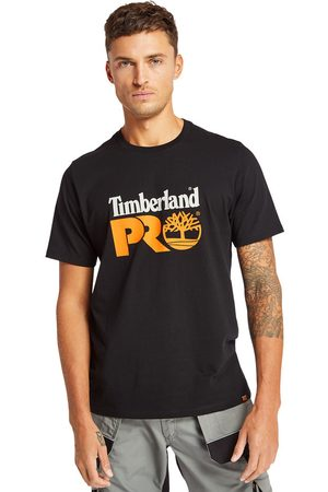 Timberland T-shirt Da Uomo Pro® Cotton Core