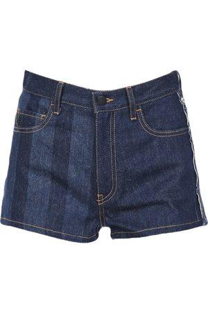 MARCELO BURLON Donna Pantaloncini - JEANS - Shorts jeans