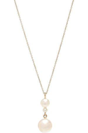 SOPHIE BILLE BRAHE Esclusiva Mytheresa - Collana in giallo 14kt con perle