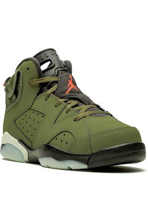 Jordan Kids Bambino Sneakers - Sneakers Air Jordan 6 Travis Scott (PS)