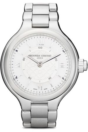 Frederique Constant Donna Orologi - Orologio Horological Smartwatch Delight Notify 34mm - WHITE
