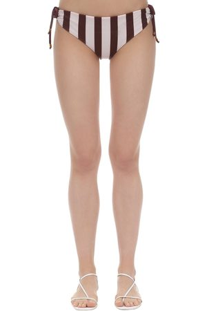 "JOHANNA ORTIZ Slip Bikini ""alma Pacìfica"" In Lycra"
