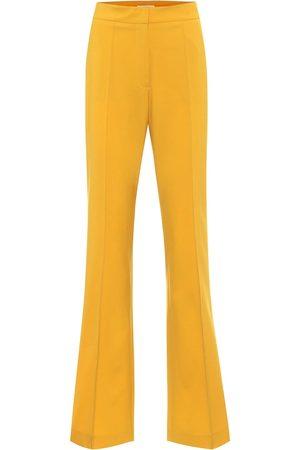 Dorothee Schumacher Pantaloni Refreshing Ambition in misto lana
