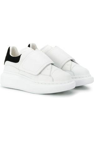 Alexander McQueen Sneakers con strappo - Di colore