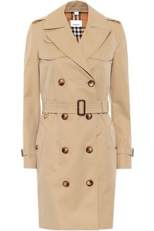 Burberry Trench The Islington Short in cotone