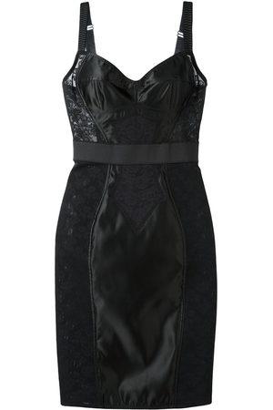Dolce & Gabbana Donna Corsetti - Abito con corsetto in pizzo
