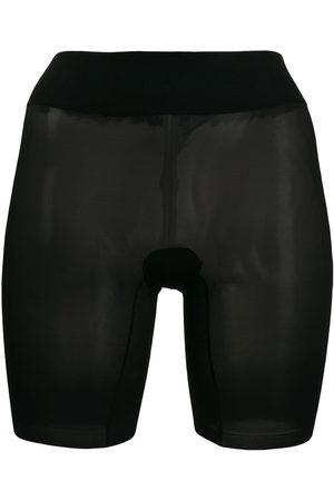 Wolford Shorts semi trasparenti