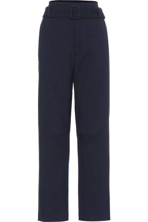 MM6 MAISON MARGIELA Pantaloni in misto lana