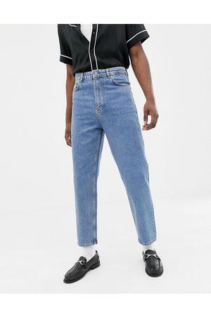 ASOS Jeans vintage medio slavato a vita alta