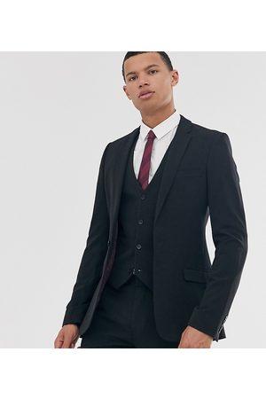 ASOS Tall - Giacca da abito super skinny nera