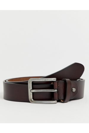 Only & Sons Cintura in pelle