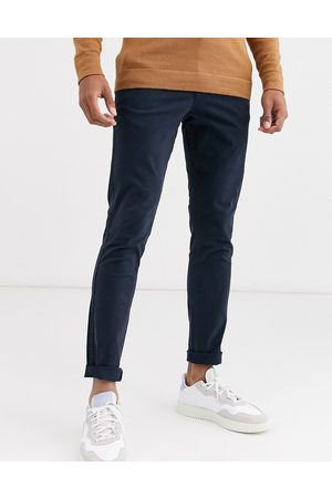 Selected Chino skinny navy