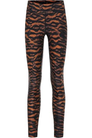 The Upside Leggings a stampa leopardata