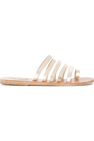 Ancient Greek Sandals Sandali 'Niki' - Effetto metallizzato